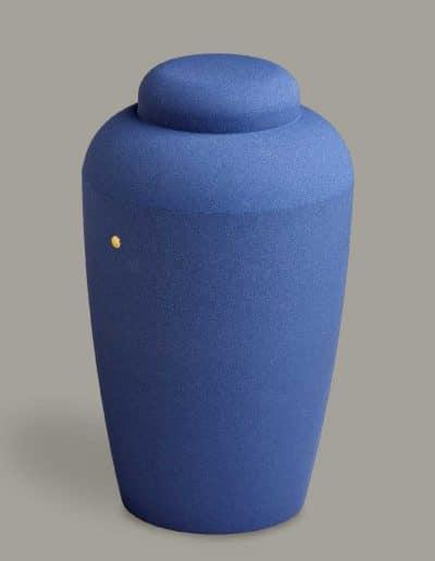 Soft 10 urne blå