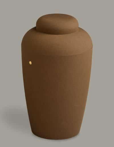 Soft 10 urne brun